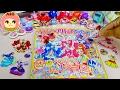 プリキュアアラモード❤️へんしんシールえほんでキュアラモード・デコレーション! キッズ アニメ おもちゃ Kids Anime Toy