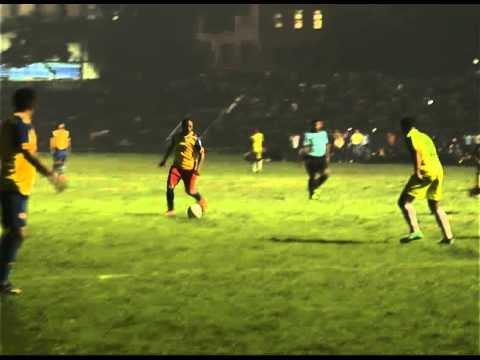 ZUBIN XI vs MEDIA, Charity Football Match , Guwahati