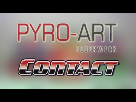 PMF PYRO-ART MODULAR FIREWORKS - Teaser 2016