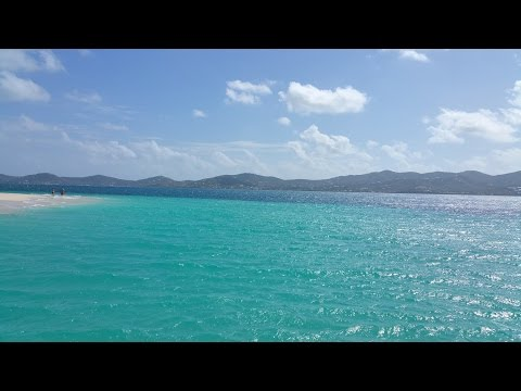 California to St  Croix, US Virgin Islands 4k