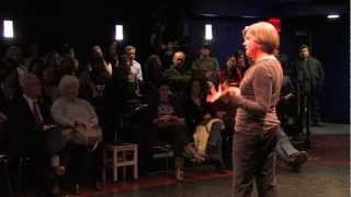 When education goes wrong: Dr. Nancy Carlsson Paige at TEDxTheCalhounSchool