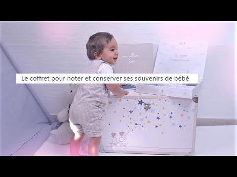 Coffret bébé video