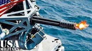 ファランクス 近接防御火器システム (CIWS) - Phalanx Close in Weapon System (CIWS)
