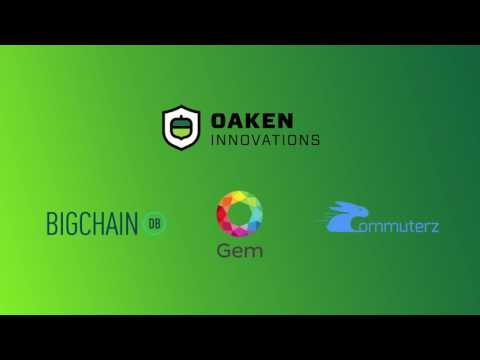 Oaken & Toyota Research Institute | Driving towards an Open Blockchain Mobility Ecosystem