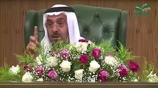 شاهد رد مدير جامعة شقراء أ د عوض بن خزيم الأسمري على طالب في الجامعة