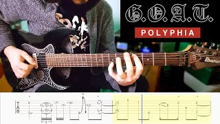 Polyphia - G.O.A.T. Guitar Lesson
