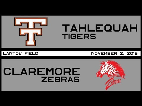 Football: Claremore vs Tahlequah