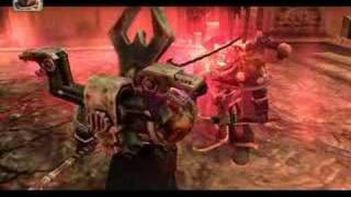Dawn of War - Unholy Ceremony
