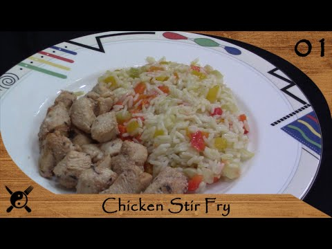 Conscious Cooking 01 - Chicken Stir Fry