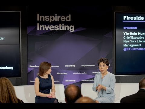 Fireside Chat : Yie-Hsin Hung,  NY Life Investment Management