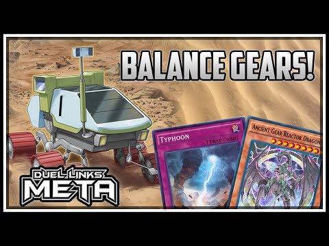 Balance Ancient Gears! 100% Reactor Opener Consistency! [Yu-Gi-Oh! Duel Links]