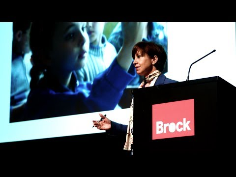 Lyse Doucet - Congress 2014 Big Thinking Speaker Series