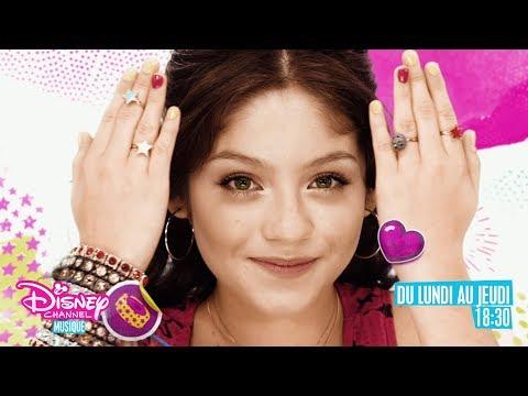 Soy Luna, saison 3 - Générique