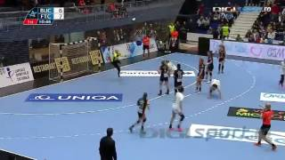 Handbal F. : CSM Bucuresti  - Ferencvaros