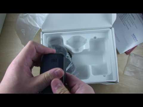 HowardChui.com: Nokia 7510 Supernova on Rogers unboxing