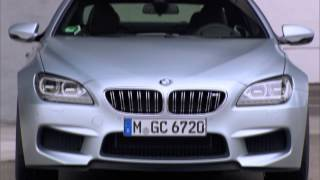 2014 bmw m6 gran coupe driving scenes exterior and interior