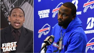 How LeSean 'Shady' McCoy could propel Eagles back to the Super Bowl | First Take