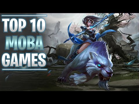 Top 10 Best MOBA Games For Android & IOS 2020