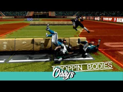 Dropping Bodies - Backbreaker Vengeance Montage