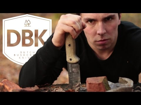 Unleash The Beast! // Ka-Bar Becker BK2