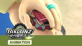 [New Animation] 바이클론즈1기 제2화 [Biklonz S.01 EP.02]