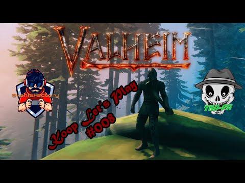 Ich habe einen Baum verfolgt - Valheim Koop Let's Play #008