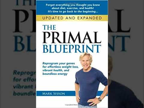 mark sisson primal blueprint audiobook