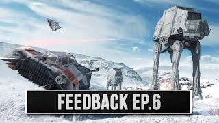 Star Wars Battlefront Eindruck | Hardline fast tot? - Feedback Ep. 6