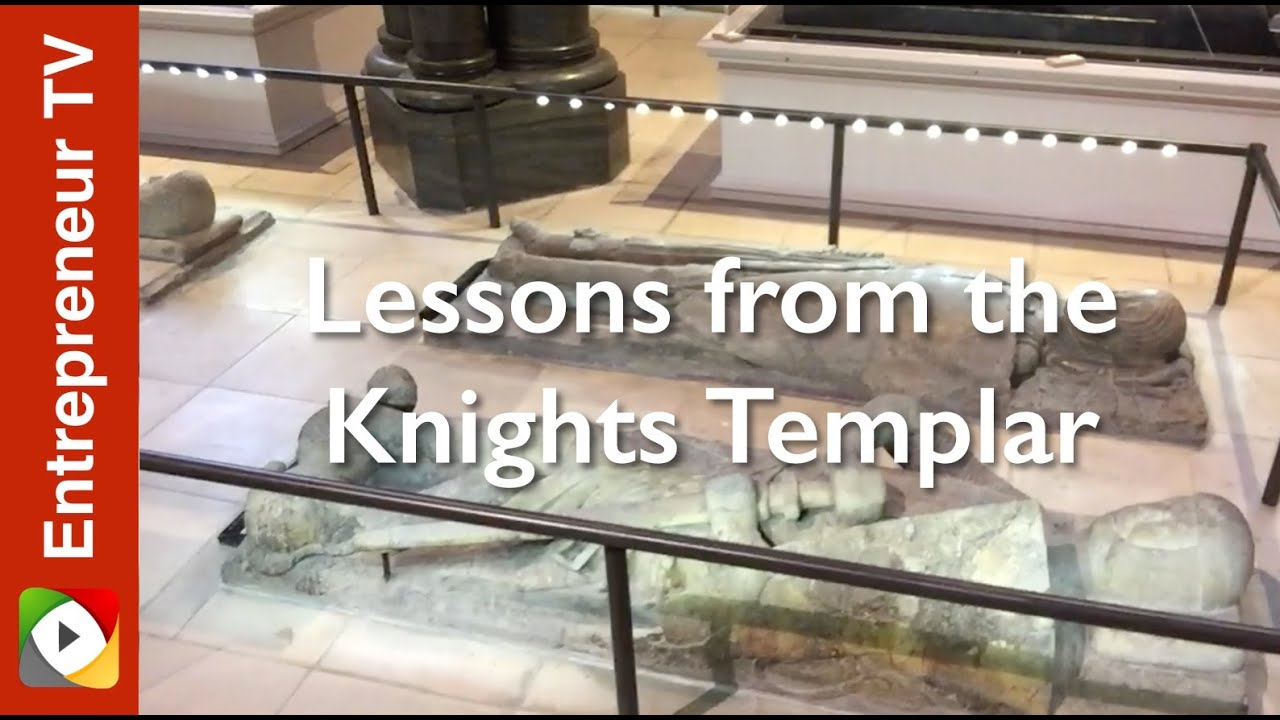 Lessons from the Knights Templar