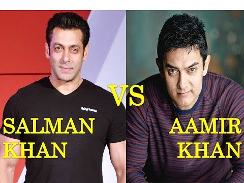 Aamir Khan VS Salman Khan Who Is Most Fashionalble? (2017)