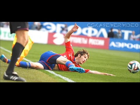 Mário Fernandes /// CSKA Moscow - Skills Dribbling Assists /// 2013-2015