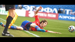 Mário Fernandes /// CSKA Moscow - Skills Dribbling Assists /// 2013-2015