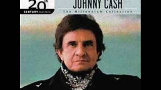 Wanted Man by Johnny Cash Lyrics (Full Song)