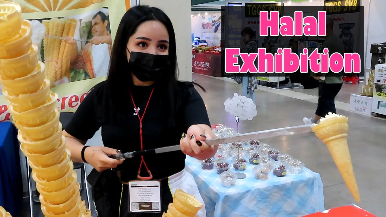 My First Halal Exhibition In Korea [2020 Halal expo]