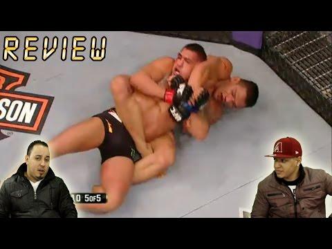 Anthony Pettis vs Rafael Dos Anjos Full Fight Analysis UFC 185 - Pettis vs Dos Anjos [REVIEW]