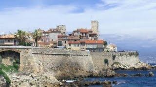 Antibes, French Riviera, France [HD] (videoturysta)