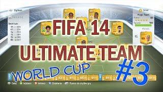 FIFA 14 WORLD CUP FUT #3 Głupi dodatek