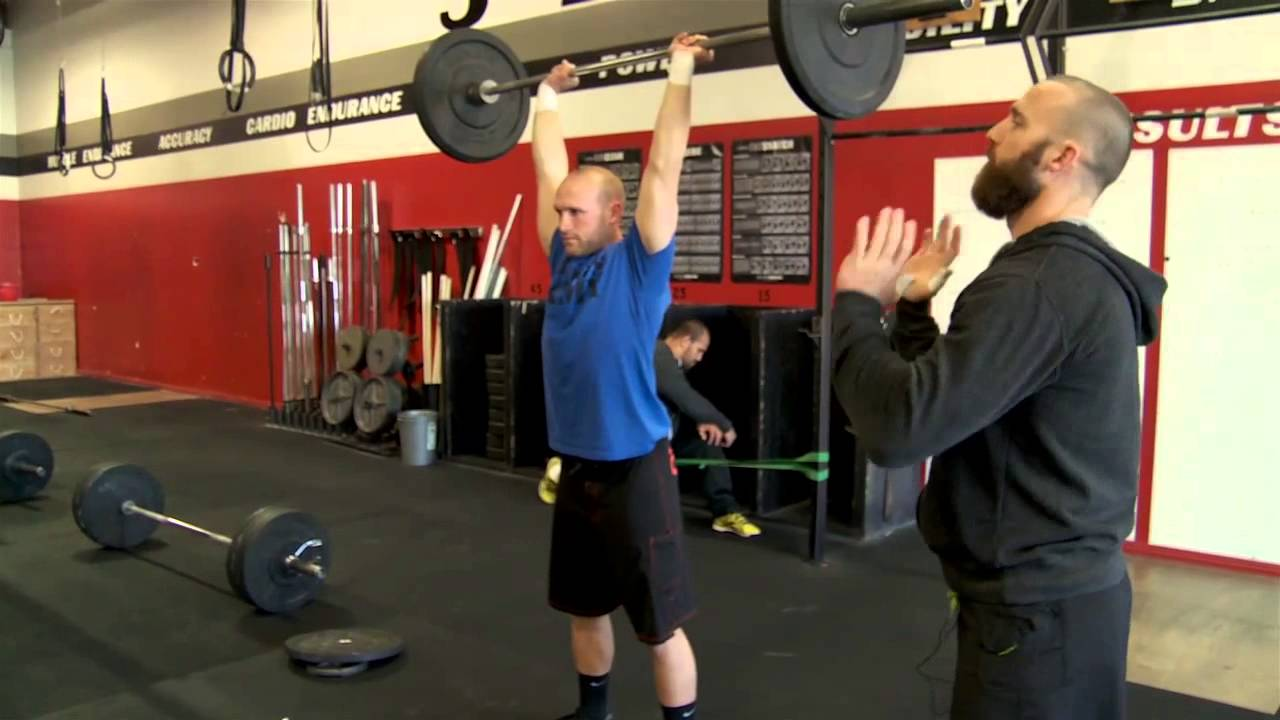 Download CrossFit - WOD 130126 Demo with CrossFit Dixie