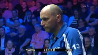 Mark Williams Vs Joe Perry •last 16• |Coral shoot out 2018|