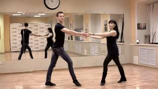 Обучение хастлу. 3 простые смены. Роберт Федоров и Олеся Авдеенкова