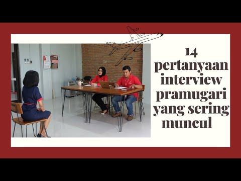 14 Pertanyaan Interview Pramugari Yang Sering Muncul