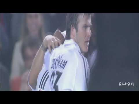05/06 Away Ronaldo Vs Barcelona HD