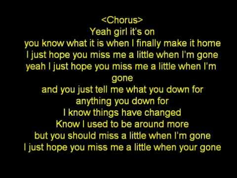 Drake Ft Lil Wayne- Miss Me LYRICS