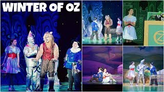 KENZIE'S FIRST 'WINTER OF OZ SHOW' | BTS AND ON STAGE PICTURES! | KFZ MNZ
