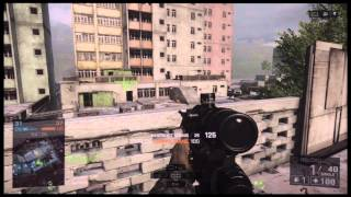 Battlefield 4 multiplayer online gameplay with RIGGA GODFATHER Casual Day pt 1