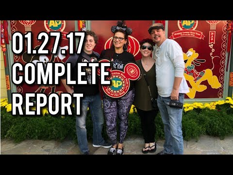 The week we went to Lunar New Year  01272018