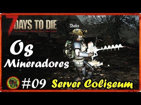 Encontramos Fertilizante na Área Queimada - 7 Days To Die # 09
