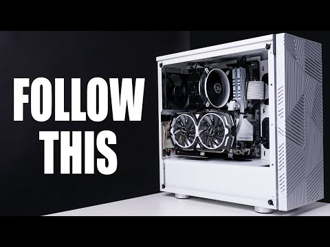 A REALISTIC Budget Gaming PC That You Can Follow TODAY thumbnail
