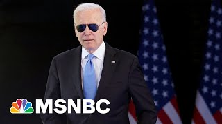 Biden Bucks Trend With Immediate, Tough Stance On Russia's Abuses
