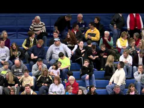 Throwback - Boyle County at Danville - Boys HS Basketball 2-1-2013
